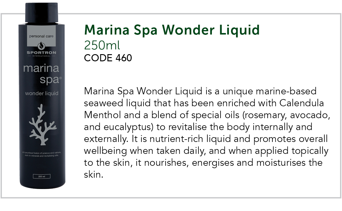 Marina Spa Wonder Liquid