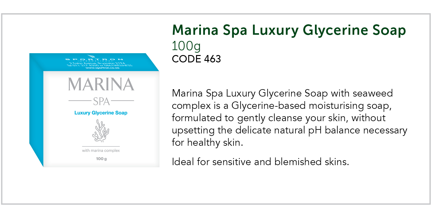 Marina Spa Soap