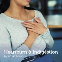 Heartburn and indigestion