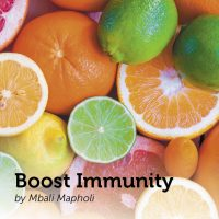 Some of the foods to help boost immunity