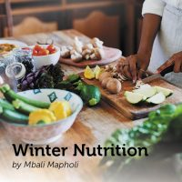 Winter Nutrition : Essential vitamins this winter