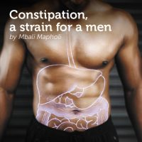 Men's health: Constipation, a strain for a men