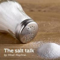 The salt talk